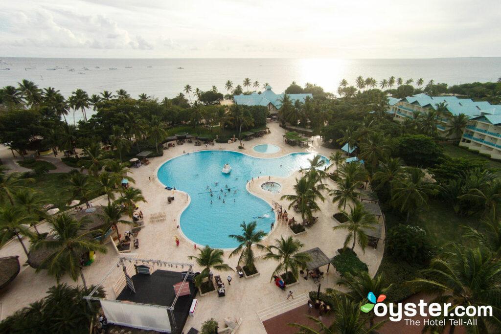 Pool im Hilton La Romana