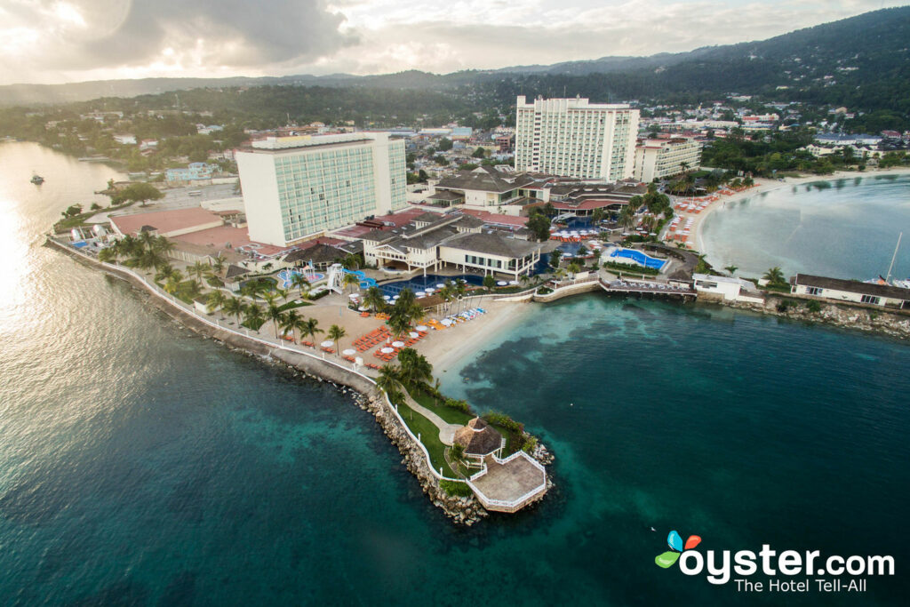 Moon Palace Jamaica/Oyster