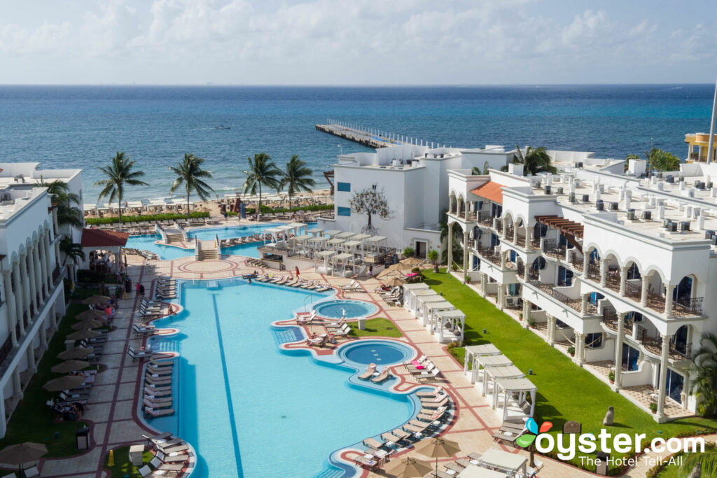 The Royal Playa del Carmen/Oyster