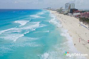 Beach at Hyatt Zilara Cancun/Oyster
