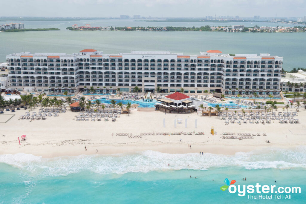 Hyatt Zilara Cancun / Oyster
