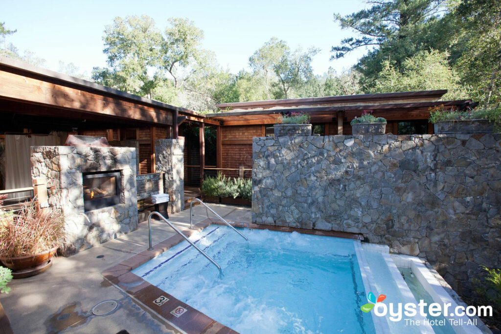 Spa at Calistoga Ranch, an Auberge Resort