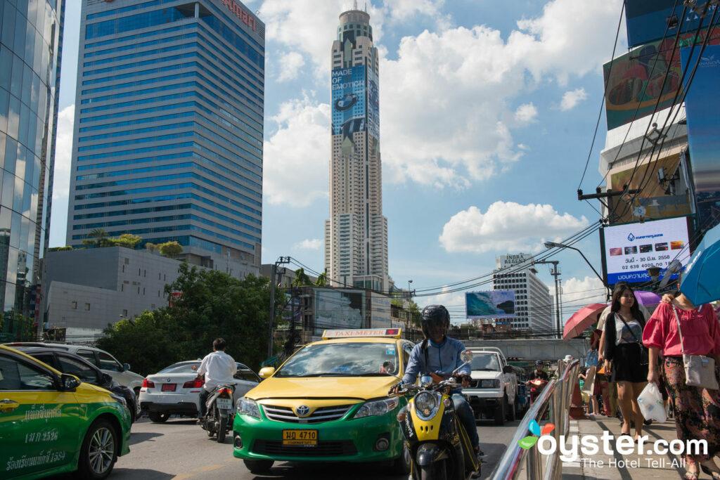 Bangkok Straße