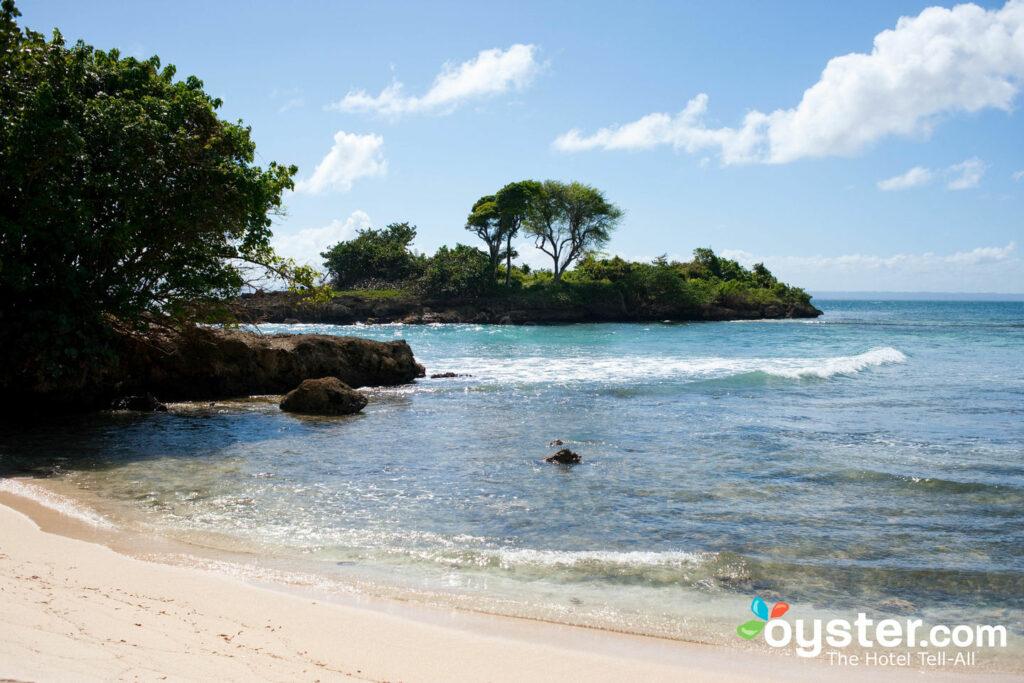 Strand von Bahia Principe Cayo Levantado