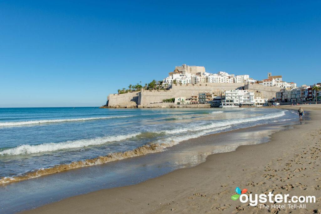 Playa en Mare Nostrum en Peñiscola