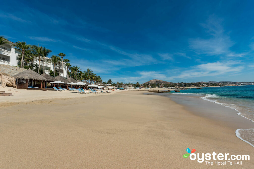 Palmilla Beach in Los Cabos