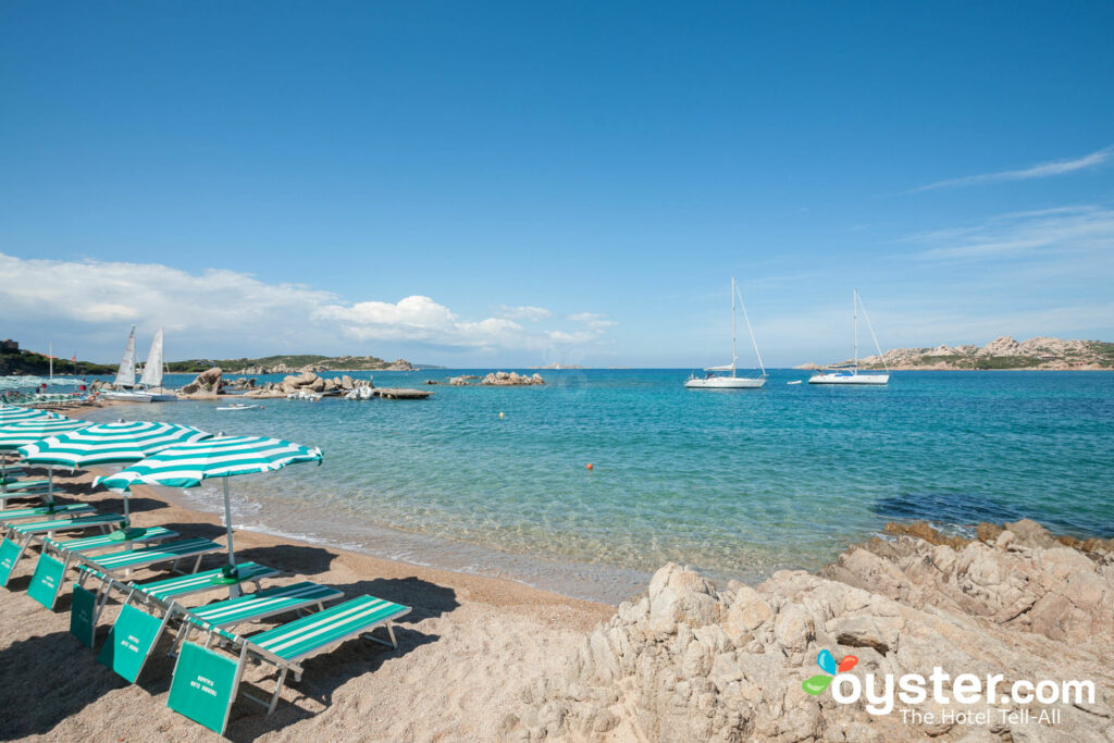 Playa en Villaggio Touring Club Italiano - La Maddalena