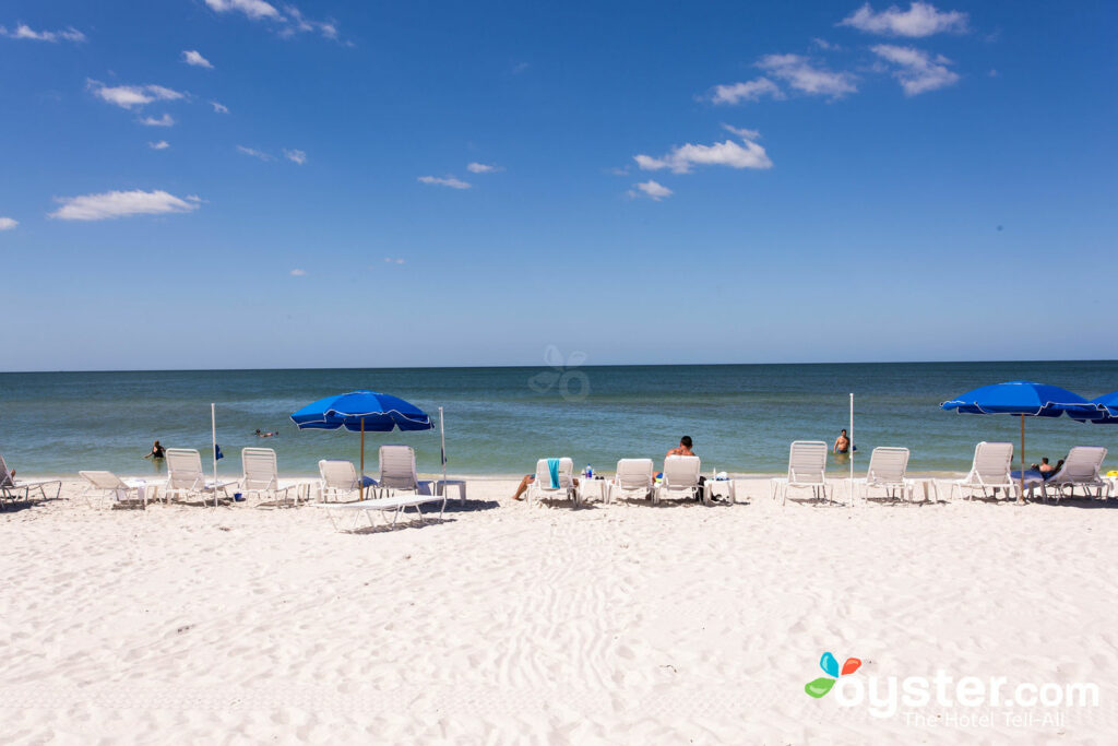 Beach at The Ritz-Carlton, Naples