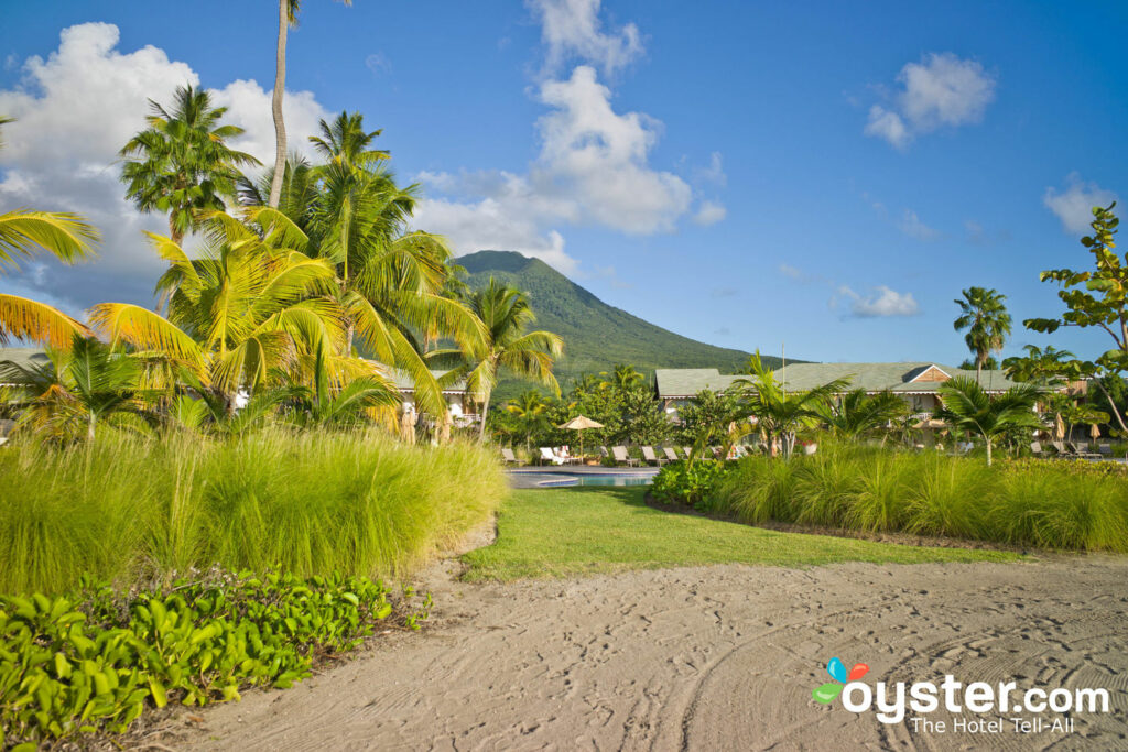 Beach at Four Seasons Resort Nevis/Oyster