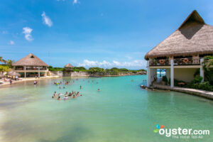 Beach at Occidental at Xcaret Destination, Playa del Carmen