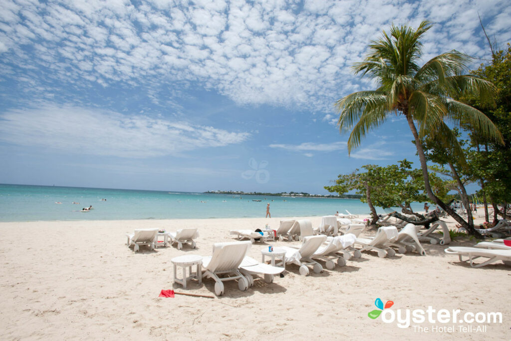 Beach at Couples Negril