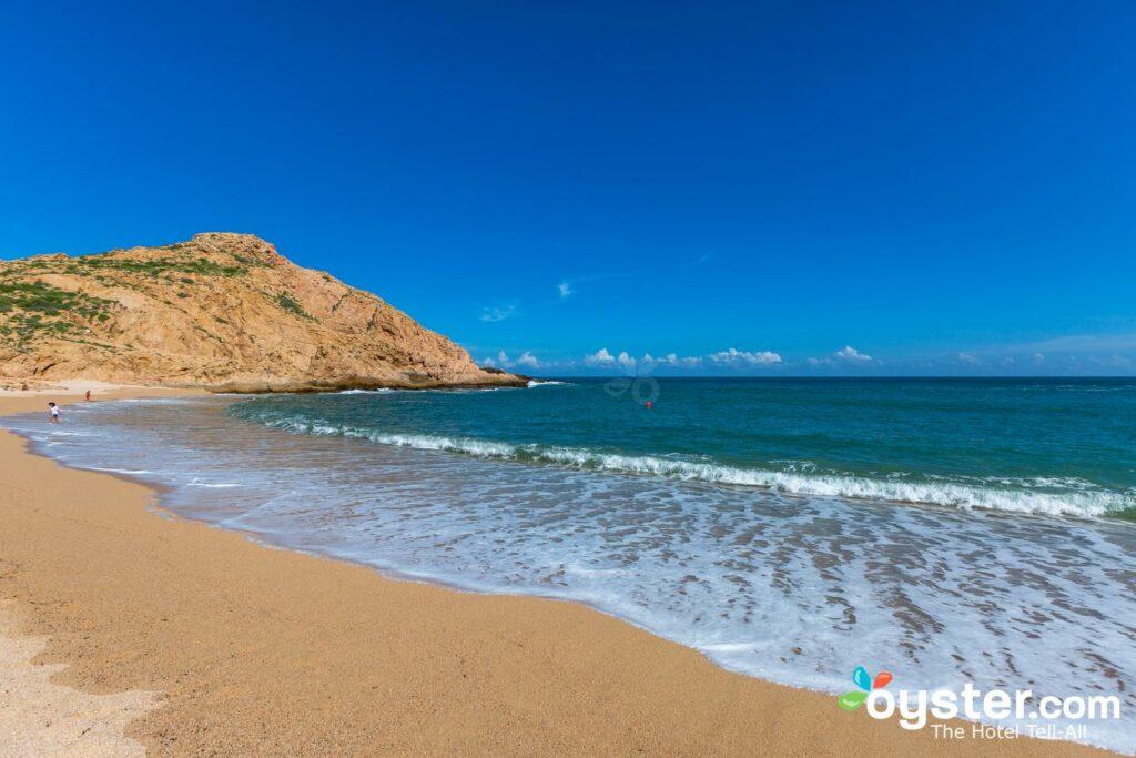 Bahía de Santa María en el Montage Los Cabos