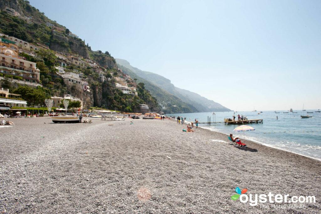Beach at Covo Dei Saraceni/Oyster