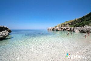 Beach at Calampiso Sea Country Resort