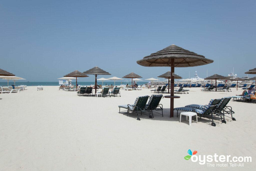 Beach at Jumeirah Beach Hotel, Dubai
