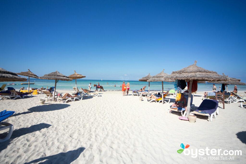 Playa en la playa de Seabel Rym