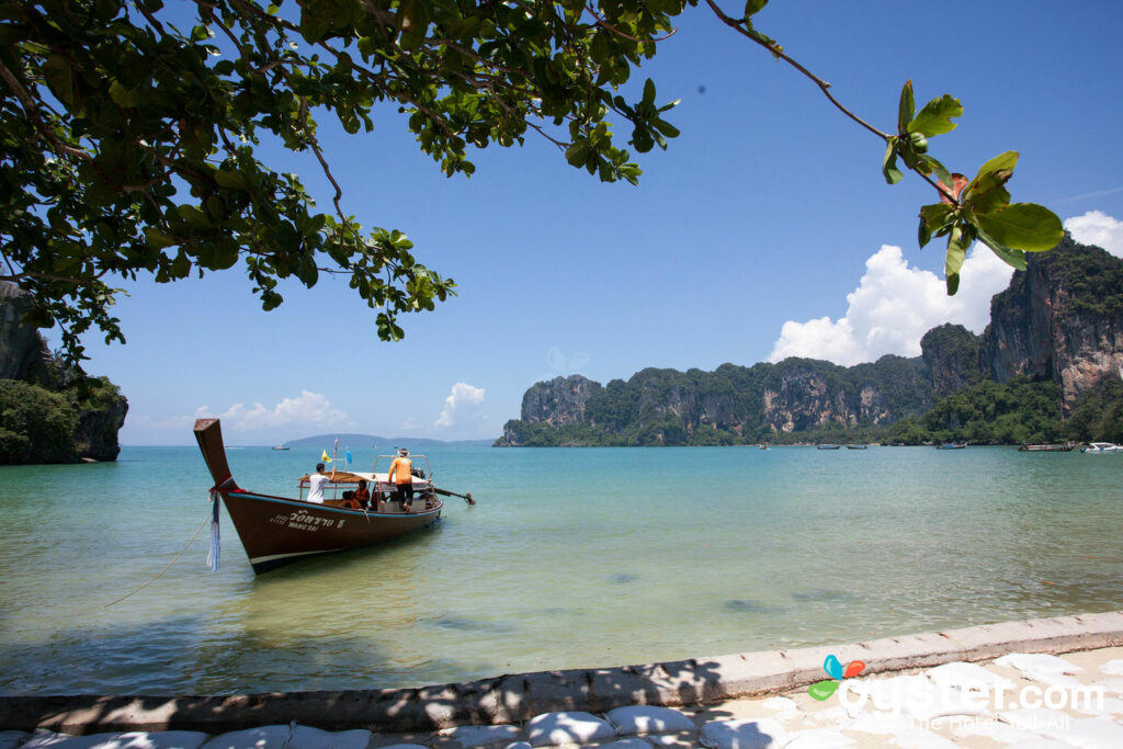 Rayavadee Resort in Railay Beach, Thailand