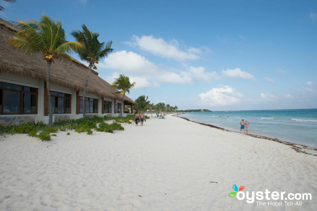 Strand im Akumal Bay Beach & Wellness Resort