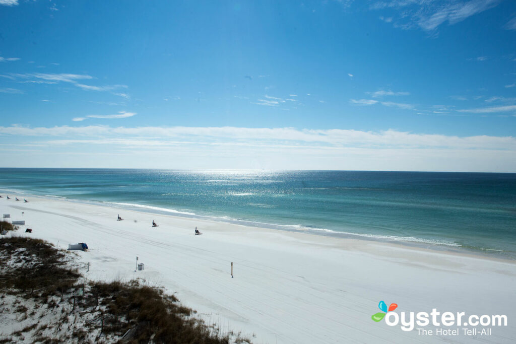 Beach at Destin Gulfgate, Florida