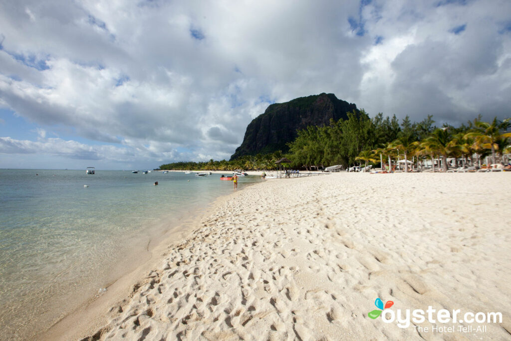 Beach at The St. Regis Mauritius Resort