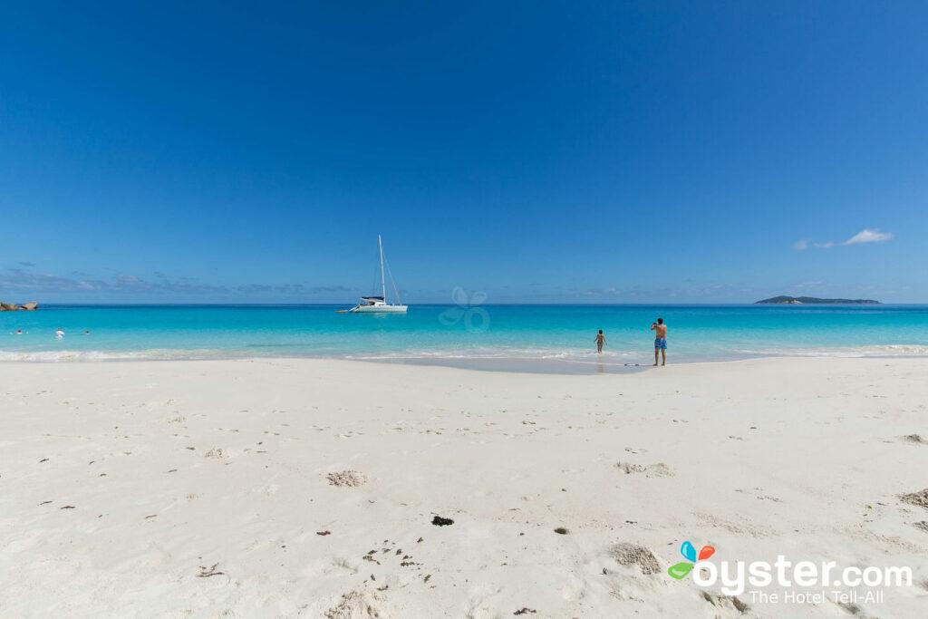 Beach at Constance Lemuria