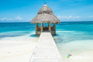 Beach at Hermosa Cove - Jamaica's Villa Hotel