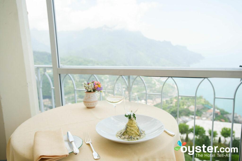 Belvedere Restaurant at Belmond Hotel Caruso/Oyster