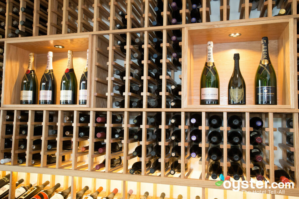 Bern's Wine Room at Epicurean Hotel