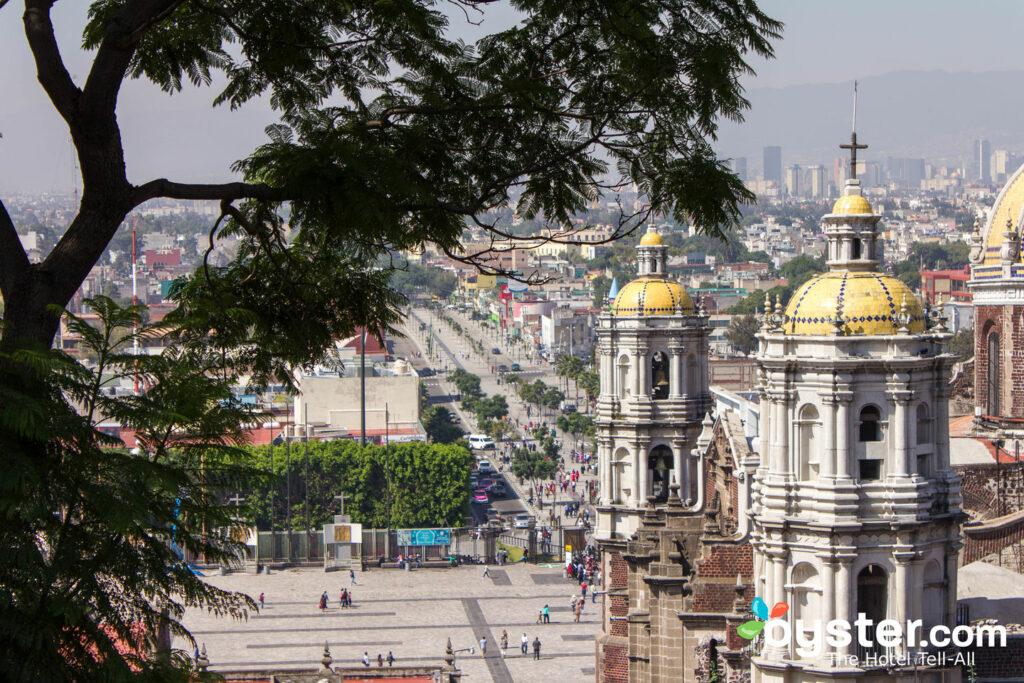 Capilla del Cerrito, Città del Messico / Oyster