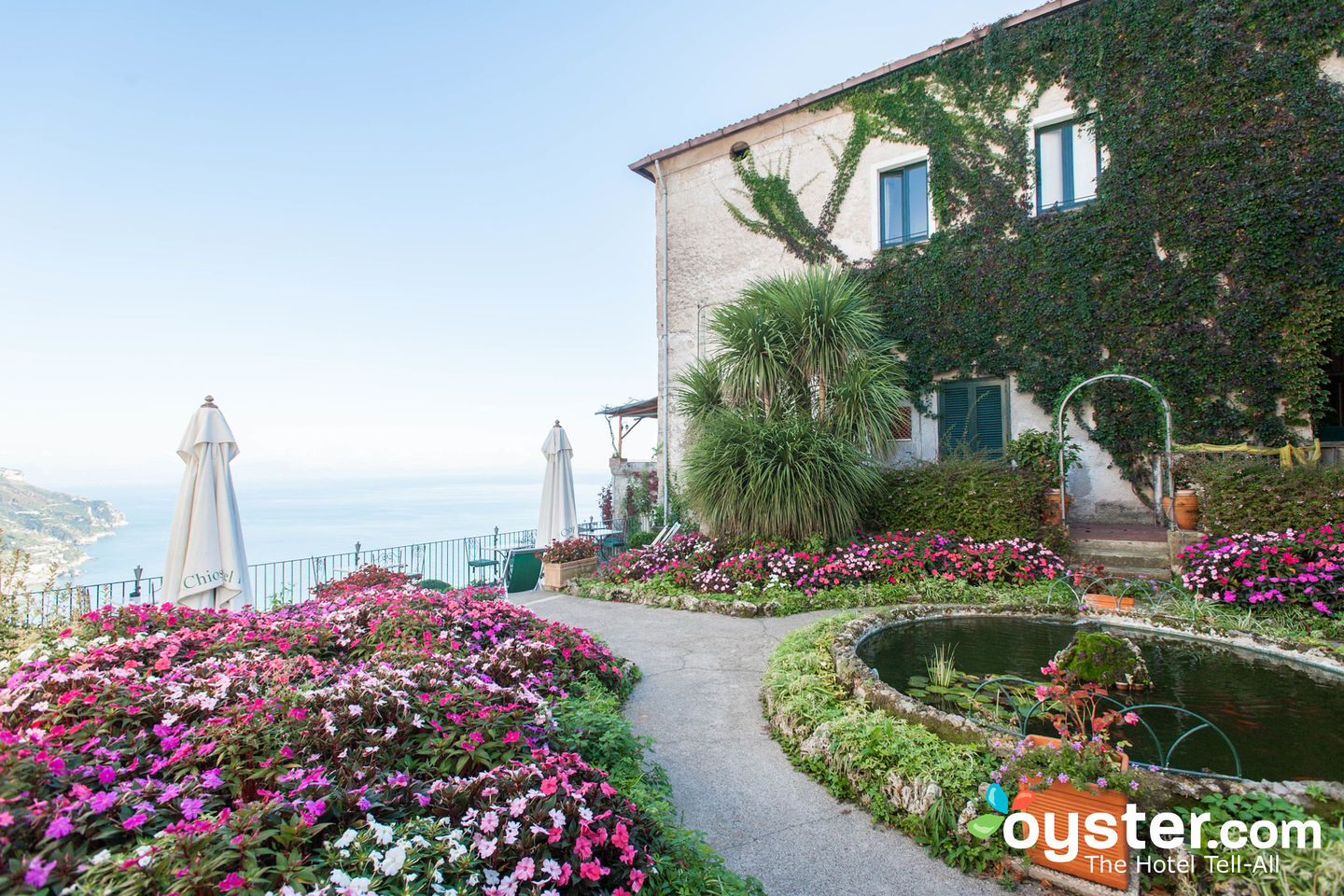 The 15 Most Charming Hotels Along the Amalfi Coast