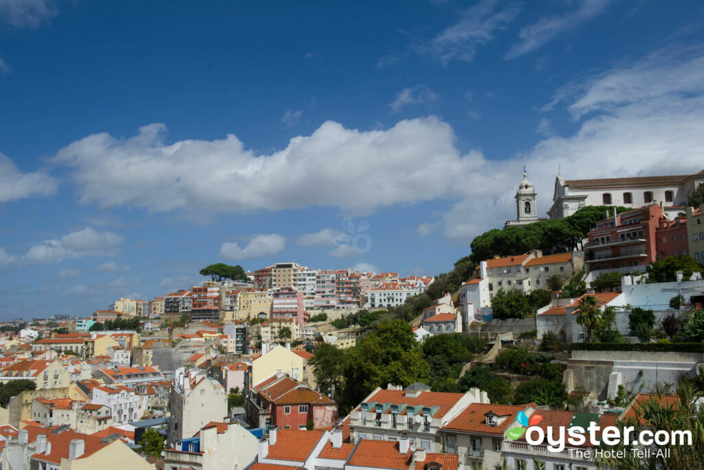 Costa do Castelo, Lisbon