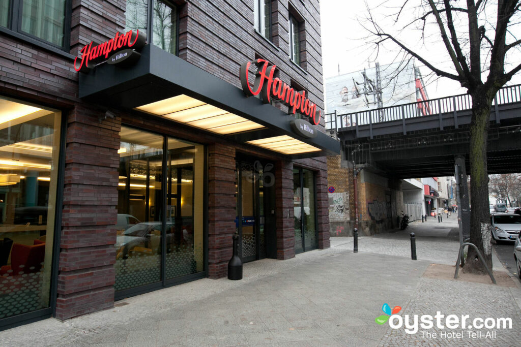Hampton By Hilton Berlin City West Detailed Review Photos Rates
