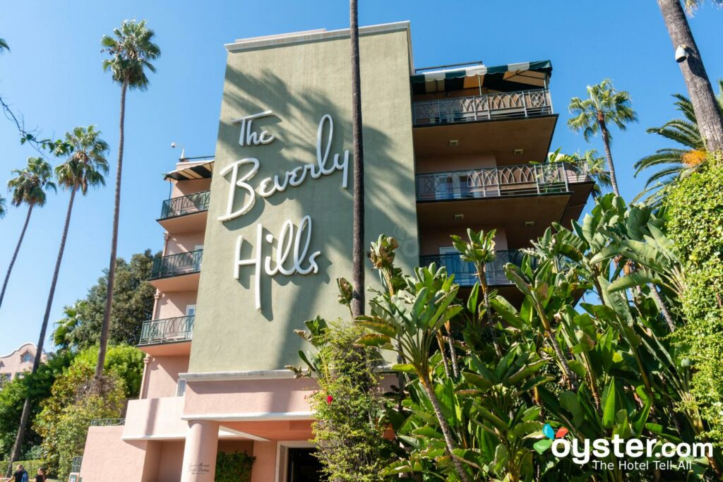 O Beverly Hills Hotel