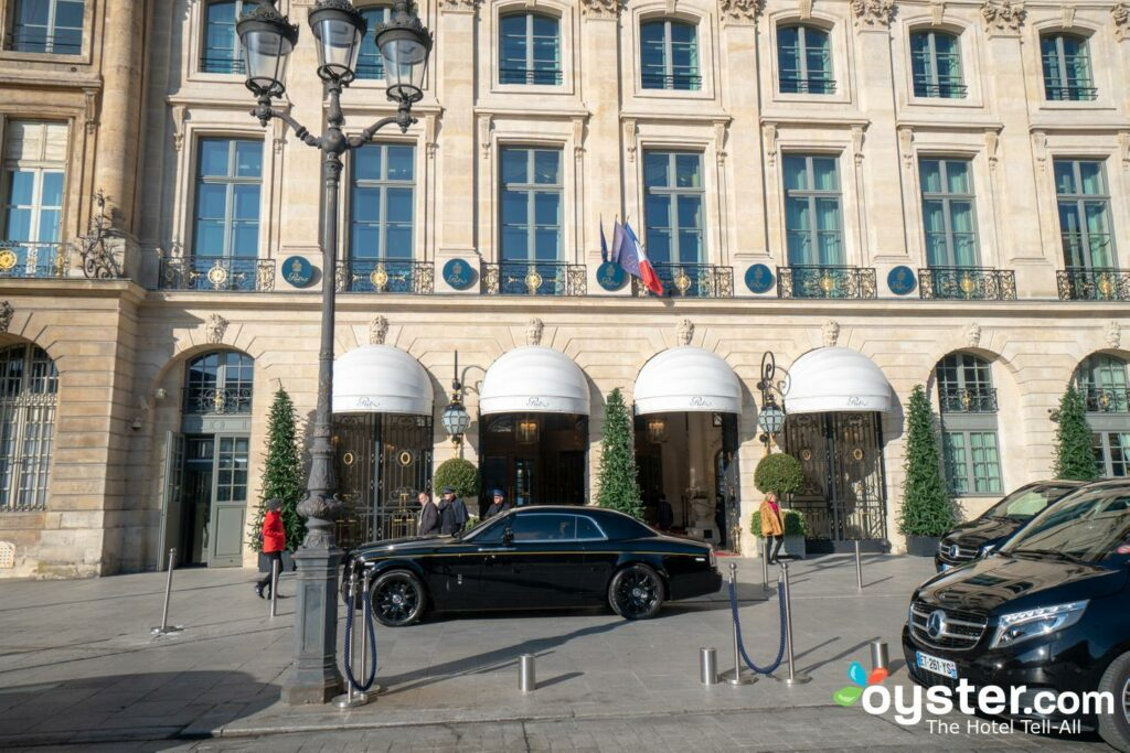 Ritz Paris/Oyster