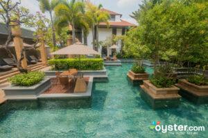 Pool at Park Hyatt Siem Reap