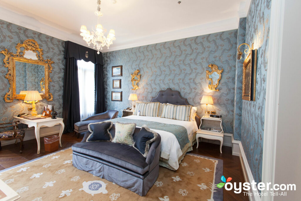 O quarto Giglio Prestige no The Gritti Palace
