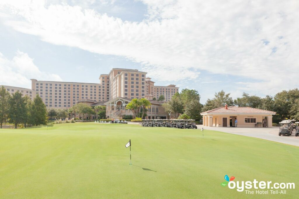 Golf em Rosen Shingle Creek, Orlando