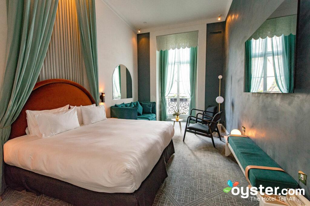 Hotel des Grands Boulevards / Oyster
