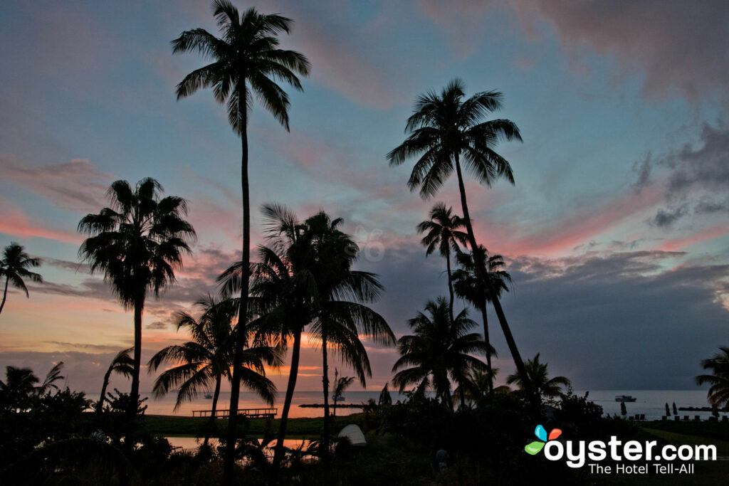 Four Seasons Resort Nevis / Oyster