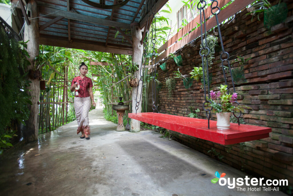 Shewe Wana Boutique Resort and Spa in Chiang Mai/Oyster