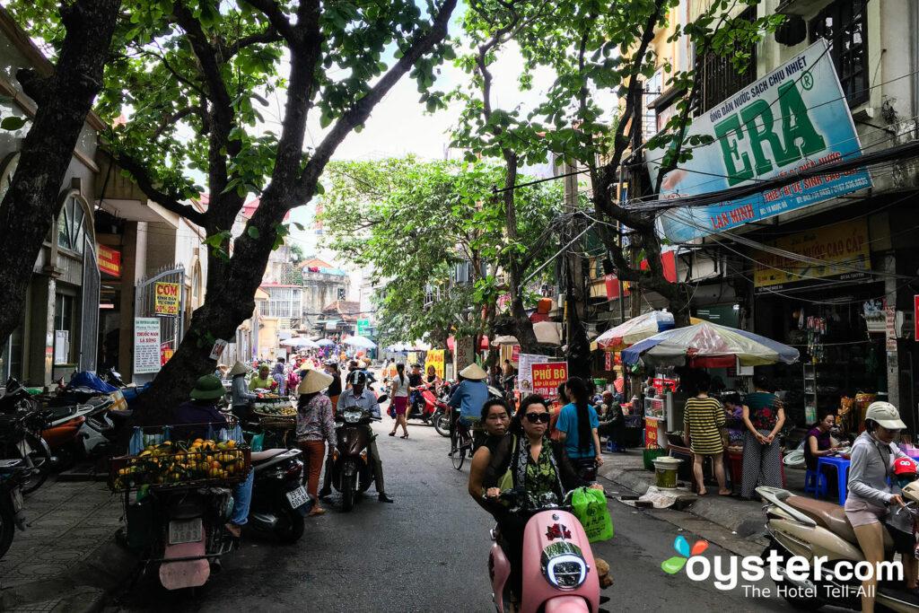 Hanoi / Oyster