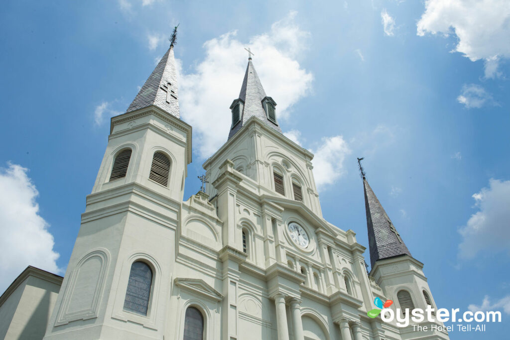 Jackson Square, Nova Orleans