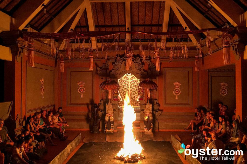Kecak in Ubud/Oyster