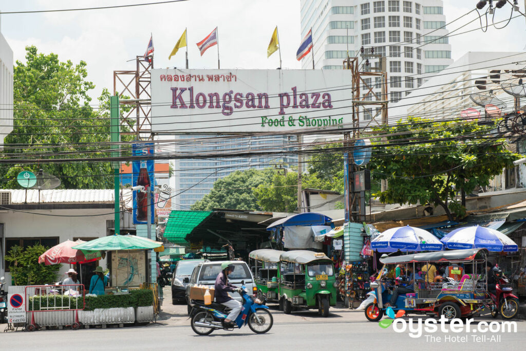 Klong San Market, Bangkok