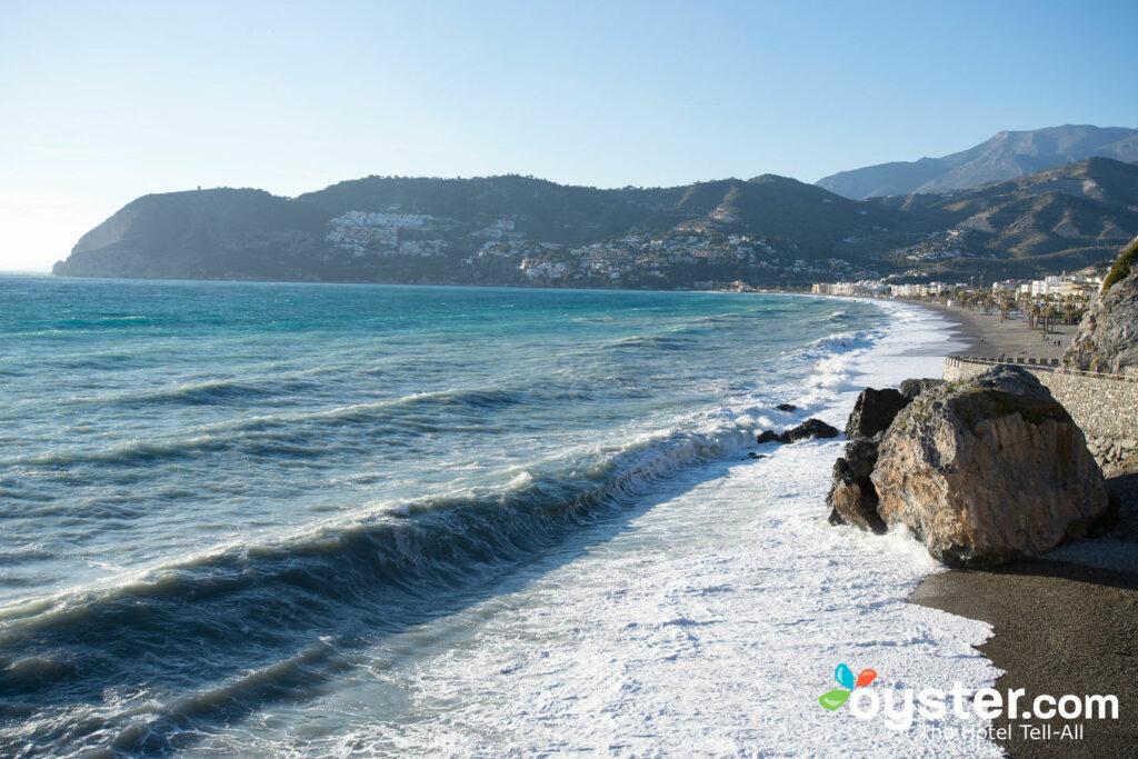 Playa de La Herradura en el Mejor Alcazar