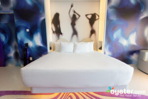 Lush Tower Oceanfront Suite at Temptation Cancun Resort