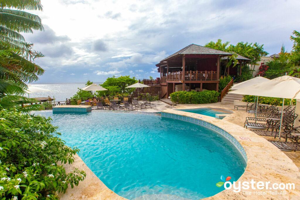 Main Pool at Cap Maison