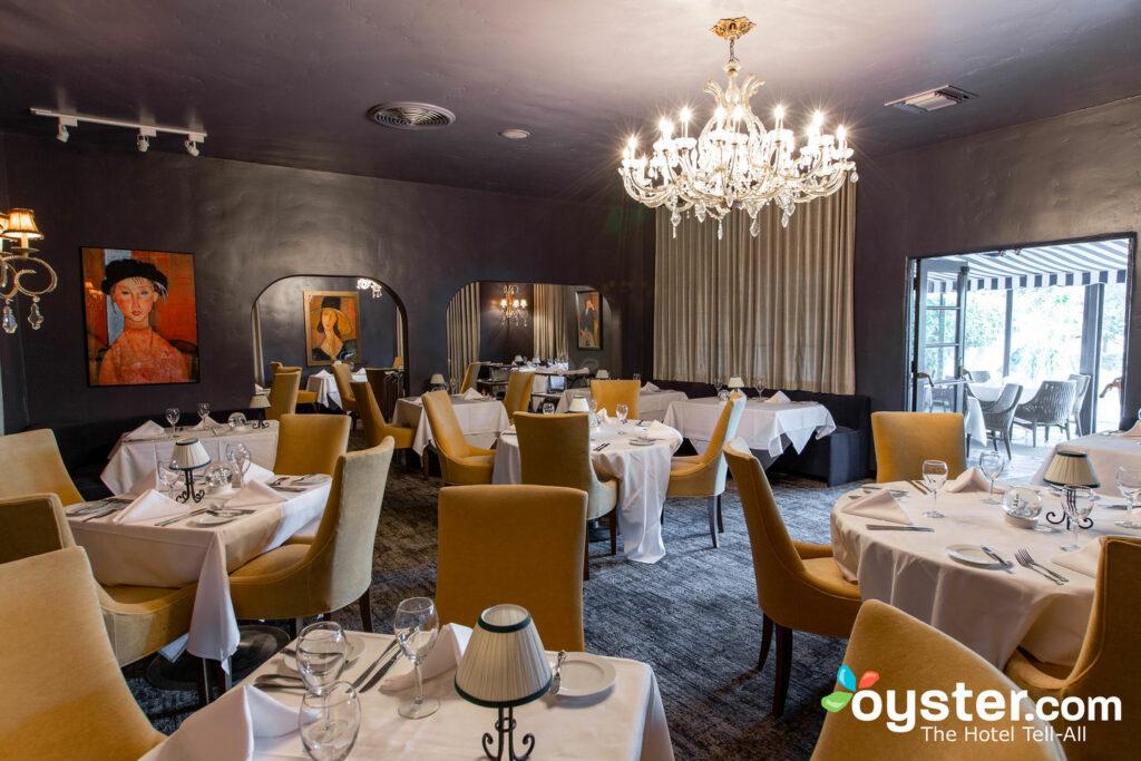 Melvyn's at Ingleside Inn