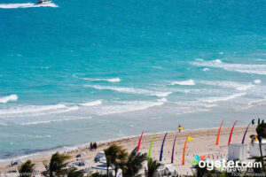 Beach at Fontainebleau Resort Miami Beach
