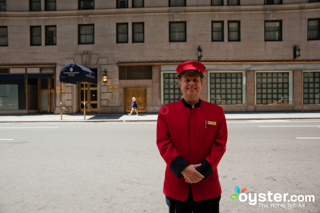 Bellhop, New York